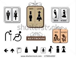 Bathroom Occupied Signs Toilet Sign Stock Images Royalty Free Images U0026 Vectors Shutterstock