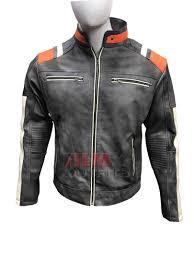 retro motorcycle jacket retro 3 moto cafe racer jacket filmstaroutfits com
