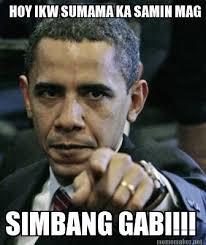 Simbang Gabi Memes - meme maker hoy ikw sumama ka samin mag simbang gabi4