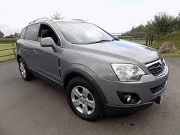 used vauxhall antara 2012 for sale motors co uk