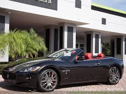 maserati granturismo blacked out 2011 maserati gran turismo convertible