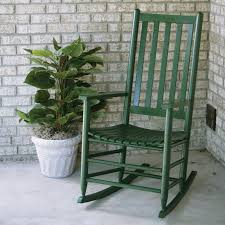 Wooden Rocking Chairs by Dixie Seating Company Outdoor Indoor Georgetown Slat Rocking Chair