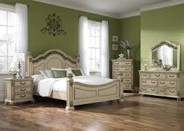 Bedroom Furniture Fayetteville Nc by Liberty Furniture Messina Estates Ii King Poster Bed Bullard