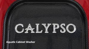 calypso aquatic cabinet washer youtube