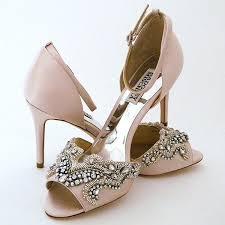 wedding shoes badgley mischka badgley mischka barker wedding shoes beaded shoes pink