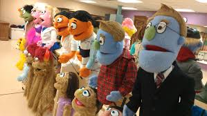 puppets for sale avenue q puppet building apealeing productions
