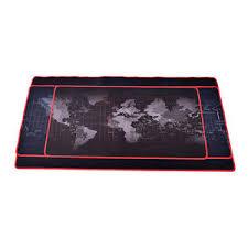 world map desk mat giant mouse pad black world map design wide large computer mouse pad big size desk