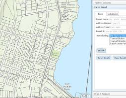 community mapping geographic information system