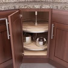Cabinet Lazy Susans CabinetPartscom - Lazy susans for kitchen cabinets