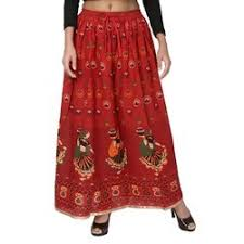 cotton skirts women skirt designer traditional skirt manufacturer from