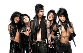 black veil black veil brides andy biersack announces new project andy