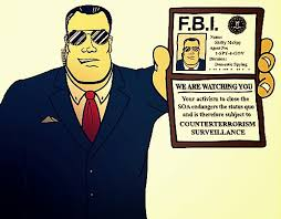 federal bureau of spam federal bureau of investigation