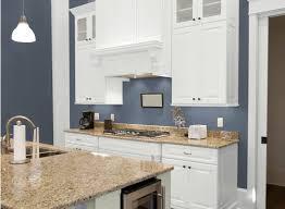 Grey Kitchen Walls With Oak Cabinets Oak Kitchen Cabinets In Blue Blue Walls Oak Cabinets Black