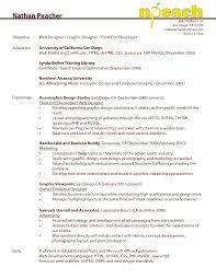 Resume Objective For Web Developer Fair Sample Java Web Developer Resume About Resume For Web