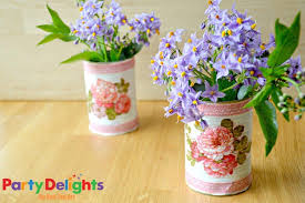 shabby chic party decorations party delights blog