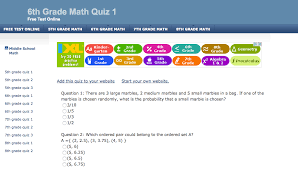 6th grade math worksheets games problems and more