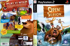 open season cover download u2022 sony playstation 2 covers u2022 iso zone