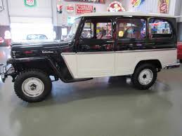 jeep wagon for sale 1961 willys jeep for sale 2006259 hemmings motor news