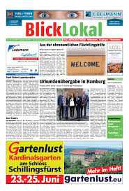 Hausarzt Bad Mergentheim Blicklokal Bad Mergentheim Kw25 2017 By Blicklokal Wochenzeitung