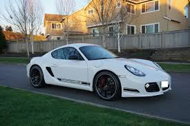 porsche cayman 2015 white nicely optioned porsche cayman r rare cars for sale blograre