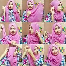 tutorial pashmina dian pelangi video tutorial hijab modern ala dian pelangi model baru