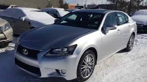 lexus service germany 2014 lexus gs 350 awd technology package review in liquid platinum