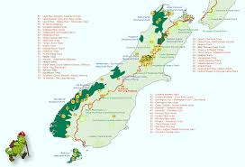 Map Of The South Maps Update 664997 New Zealand Tourist Map South Island U2013 Map Of