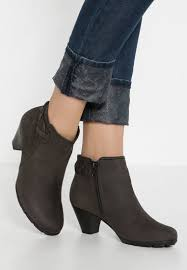 womens boots gabor gabor nell boots gabor ankle boots anthrazit gabor