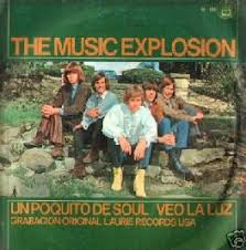 the music explosion