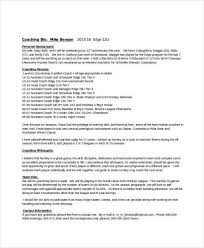 hockey coach reference letter 100 images bunch ideas of sle