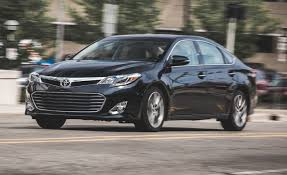 toyota avalon 2015 toyota avalon quick take u2013 review u2013 car and driver