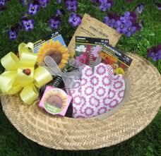 Gardening Basket Gift Ideas Garden Gift Ideas 17 Cool Gardening Gift Ideas Design Ideas