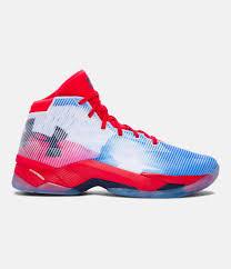 American Flag Shoes Men U0027s Ua Curry 2 5 U2014 Limited Edition Basketball Shoes Under