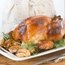 fancy thanksgiving dinner menu on bigoven