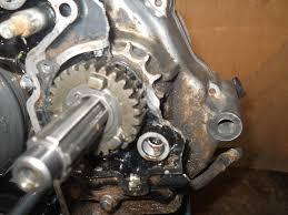 atc125m sub transmission problem