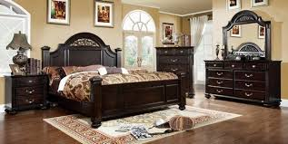 Eenvoudige Dark Wood Queen Bedroom Set Huis Decoratie Planner In - Dark wood queen bedroom sets