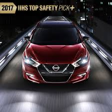 nissan maxima nismo horsepower 2017 nissan maxima earns top safety pick plus ratings from iihs