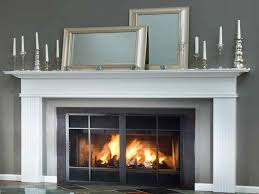 prefabricated wood burning fireplace u2014 home design lover the