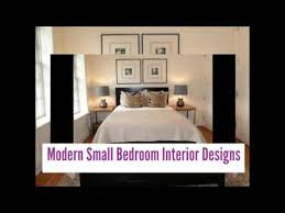 modern small bedroom interior designs youtube