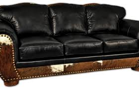 Black Leather Sofa Bed Unforeseen Illustration Of Black Leather Sofa Home Designs