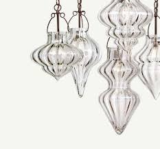 Glass Blown Pendant Lights Cx Design Cristallo Glass Pendants Glitzkrieg