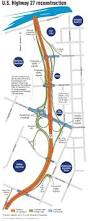 Chattanooga Tennessee Map by Tennessee Unveils U S 27 Highway Plan Times Free Press