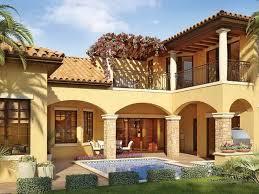 mediterranean house designs and floor plans house plan