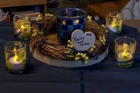 Candle Centerpiece Wedding Show Me Your Small Diy Flower Candle Centerpieces Weddingbee