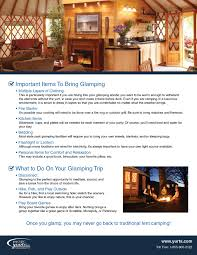 planning checklist for yurt glamping pacific yurts