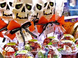halloween candy gift basket dylan u0027s candy bar halloween treats sadia khan flickr
