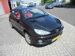peugeot 206 cabriolet 206 occasions peugeot 206 kopen en verkopen via cabriolet kopen nl