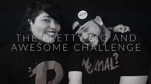 the pretty big and awesome challenge episode 9 youtube