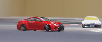 lexus rc f body kits team tetsujin lexus rc f body driftmission your home for rc drifting
