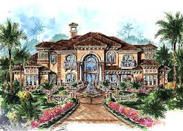 plan 66070we stunning two story luxury home plan luxury house